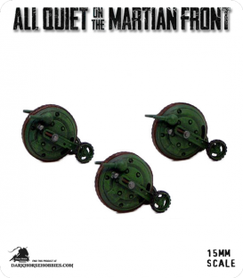All Quiet on the Martian Front: BEF - Mono Tanks