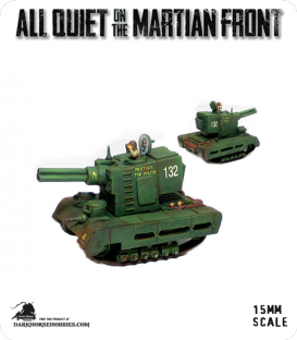 All Quiet on the Martian Front: BEF - Kitchener Tank