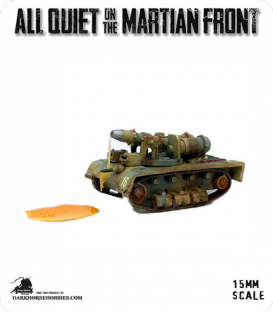 All Quiet on the Martian Front: BEF - Wicket Tank