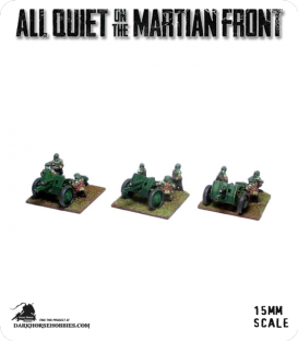 All Quiet on the Martian Front: BEF - Field Gun Battery