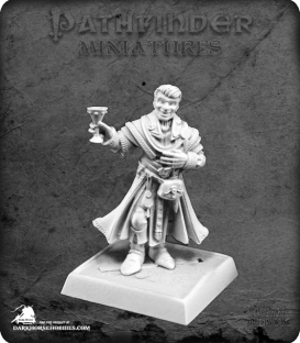 Pathfinder Miniatures: Aric of Halvon