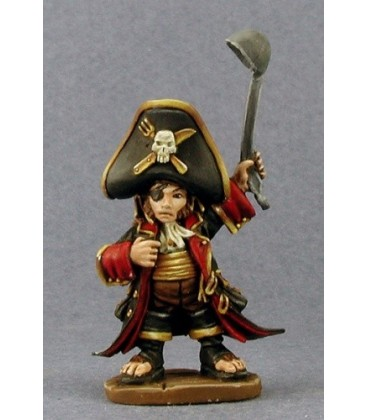 Pirates of the DragonSpine Sea II Boxed Set (03261 - Bergo Ironbelly, Halfling Pirate)