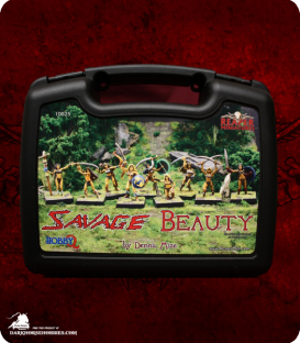 Savage Beauty Boxed Set