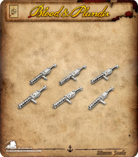 Blood & Plunder: Swivel Guns