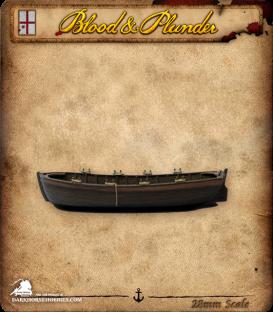 Blood & Plunder: Longboat
