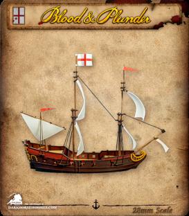 Blood & Plunder: Frigate