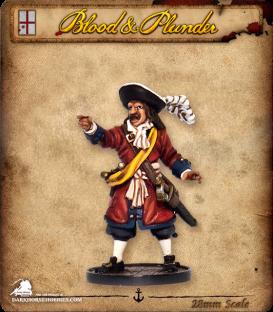 Blood & Plunder: England - Commander