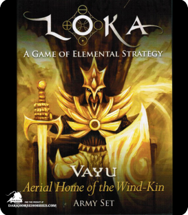 LOKA: Fantasy Chess - Air Faction Set