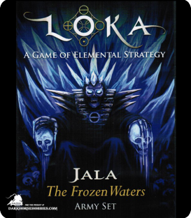 LOKA: Fantasy Chess - Ice Faction Set