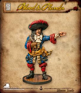 Blood & Plunder: France - Commander