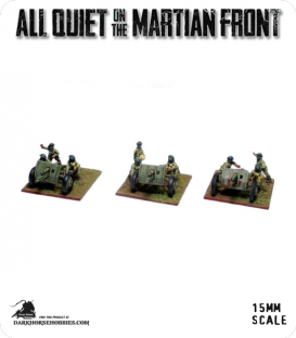 All Quiet on the Martian Front: United States - US Field Gun Battery
