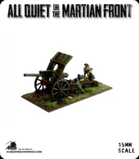All Quiet on the Martian Front: United States - Anti Tripod Gun