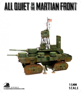 All Quiet on the Martian Front: United States - US Land Ironclad