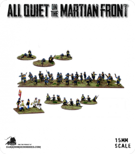 All Quiet on the Martian Front: United States - US Marine Corp Landing Force