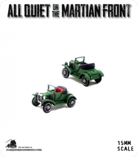All Quiet on the Martian Front: United States - Ford 2 Seater Cars
