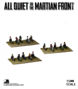 All Quiet on the Martian Front: United States - Villistas on Motorcycles