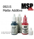 Master Series Paint: Core Colors - 09215 Matte Additive (1/2 oz)