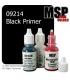 Master Series Paint: Core Colors - 09214 Black Primer (1/2 oz)