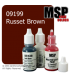 Master Series Paint: Core Colors - 09199 Russet Brown (1/2 oz)