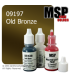 Master Series Paint: Core Colors - 09197 Old Bronze (1/2 oz)