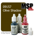 Master Series Paint: Core Colors - 09157 Olive Shadow (1/2 oz)