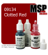 Master Series Paint: Core Colors - 09134 Clotted Red (1/2 oz)