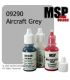 Master Series Paint: Core Colors - 09290 Aircraft Grey (1/2 oz)