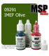 Master Series Paint: Core Colors - 09291 IMEF Olive (1/2 oz)