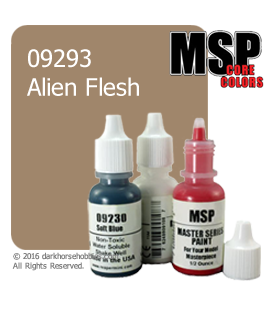 Master Series Paint: Core Colors - 09293 Alien Flesh (1/2 oz)