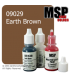 Master Series Paint: Core Colors - 09029 Earth Brown (1/2 oz)
