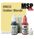 Master Series Paint: Core Colors - 09033 Golden Blonde (1/2 oz)
