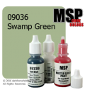Master Series Paint: Core Colors - 09036 Swamp Green (1/2 oz)