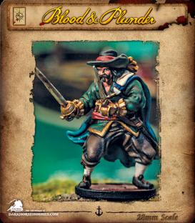 Blood & Plunder: Portuguese - Manuel Rivero de Pardal