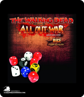 The Walking Dead: AOW - Dice Booster