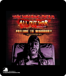 The Walking Dead: AOW - Prelude to Woodbury