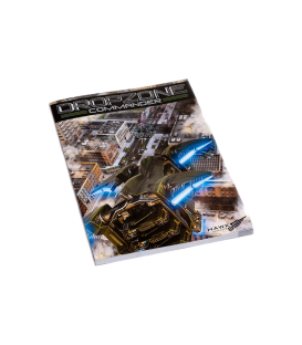 Dropzone Commander: Core Rulebook 1.1 EDITION