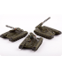 Dropzone Commander: UCM - Rapier AA Tanks (3)