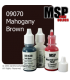 Master Series Paint: Core Colors - 09070 Mahogany Brown (1/2 oz)