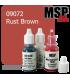 Master Series Paint: Core Colors - 09072 Rust Brown (1/2 oz)