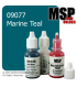 Master Series Paint: Core Colors - 09077 Marine Teal (1/2 oz)