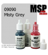 Master Series Paint: Core Colors - 09090 Misty Grey (1/2 oz)