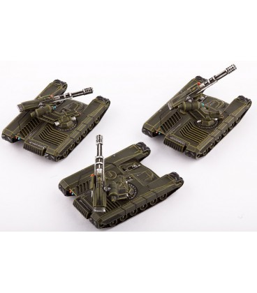 Dropzone Commander: UCM - Rapier AA Tanks