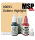 Master Series Paint: Core Colors - 09093 Golden Highlight (1/2 oz)