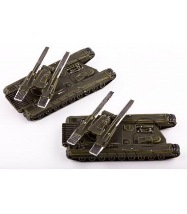 Dropzone Commander: UCM - Gladius Heavy Battle Tanks