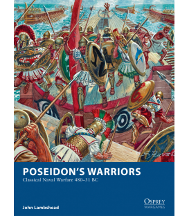 Wargames: Poseidon's Warriors - Classical Naval Warfare 480–31 BC