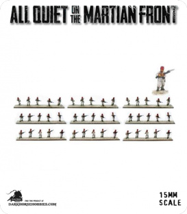 All Quiet on the Martian Front: BEF - Egyptian Infantry Unit