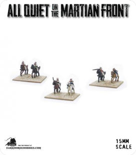 All Quiet on the Martian Front: BEF - Bedoiun Cavalry