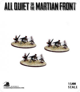 All Quiet on the Martian Front: BEF - Bedoiun Machine Gun Teams