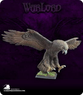 Warlord: Elves - Giant Eagle (painted by John Bonnot)