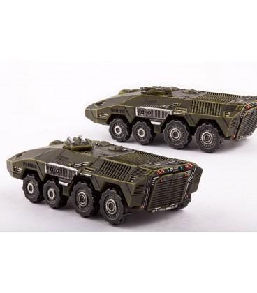 Dropzone Commander: UCM - Bear APCs